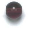 Semi-Precious 8mm Round Reconstructed Amethyst